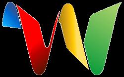 C'est le logo du nouveau jouet pour geeks Google Wave.